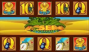 Desert treasure ii описание игрового автомата