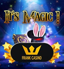 magic frank casino