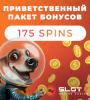 Приветственный пакет бонусов — казино слот в